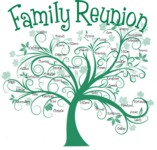 Family reunion clipart clipart royalty free Family Reunion Clipart 8 - 600 X 572 - Making-The-Web.com clipart royalty free
