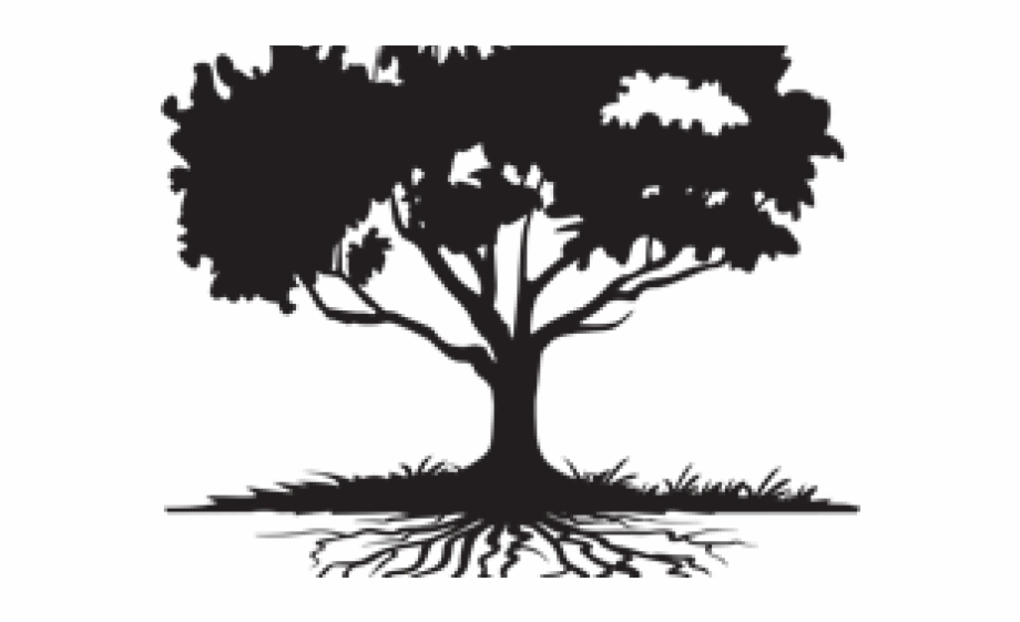 Family reunion tree black and white clipart jpg freeuse download Trees Clipart Family Reunion - Look At Life Differently, Transparent ... jpg freeuse download