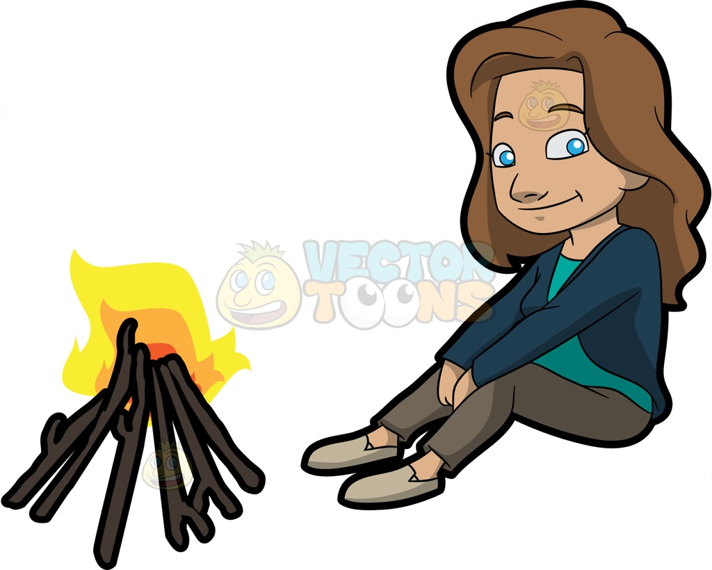 Family sitting in front of fire clipart image freeuse library Picture Of A Camp Fire | Free download best Picture Of A Camp Fire ... image freeuse library