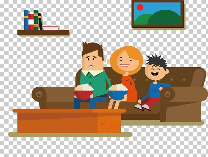Family sitting on couch clipart banner black and white library Couch Sitting Drawing Cartoon PNG, Clipart, Art, Chair, Chaise ... banner black and white library