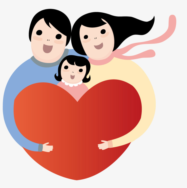 Family that i love clipart png free stock Loving Family Clipart | Free download best Loving Family Clipart on ... png free stock