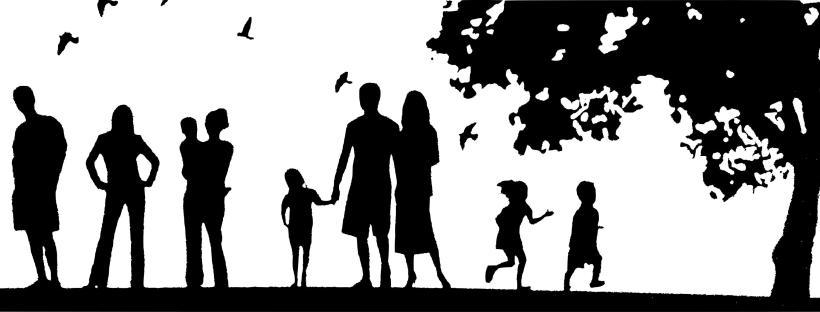 Family traditions clipart clipart black and white stock Family Traditions – Just Rocky clipart black and white stock