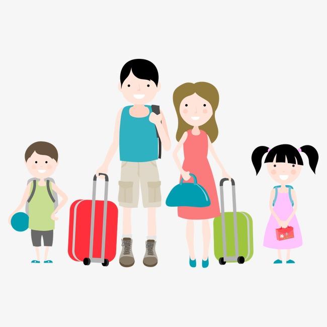 Family travel clipart banner freeuse Family travel clipart 8 » Clipart Station banner freeuse