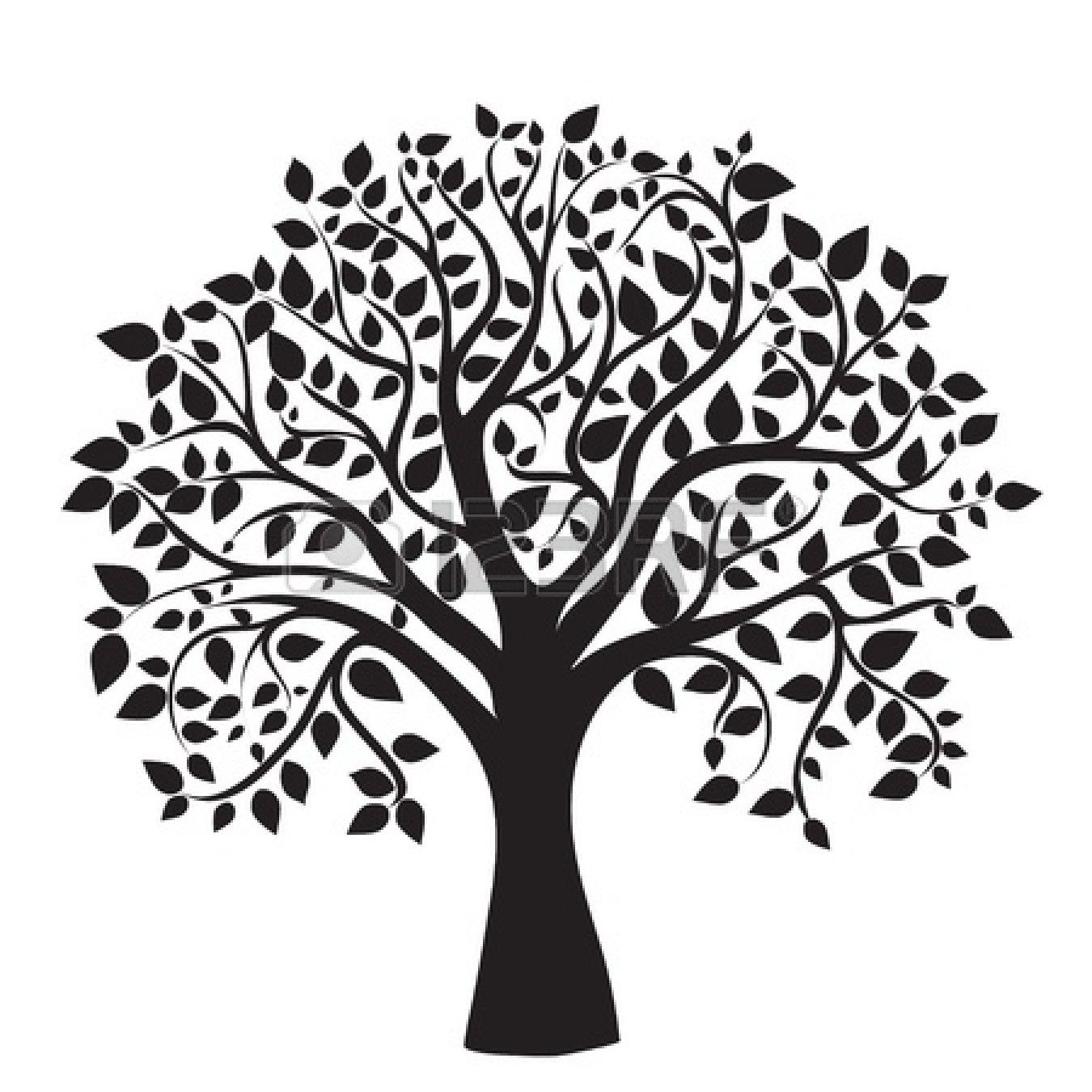 Free clipart images black and white tree jpg transparent Tree Of Life Images, Stock Pictures, Royalty Free Tree Of Life ... jpg transparent