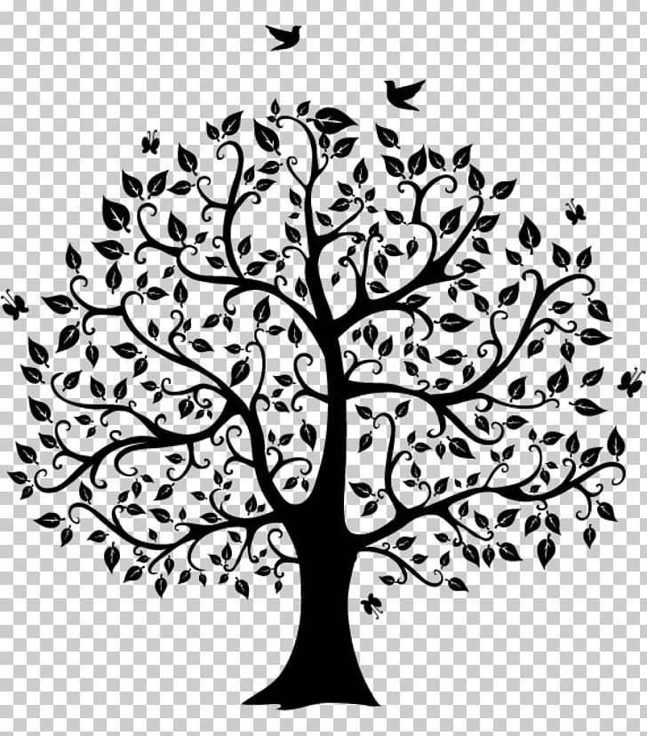 Family tree clipart in black and white svg freeuse stock Family Tree Genealogy PNG, Clipart, Autocad Dxf, Black And White ... svg freeuse stock