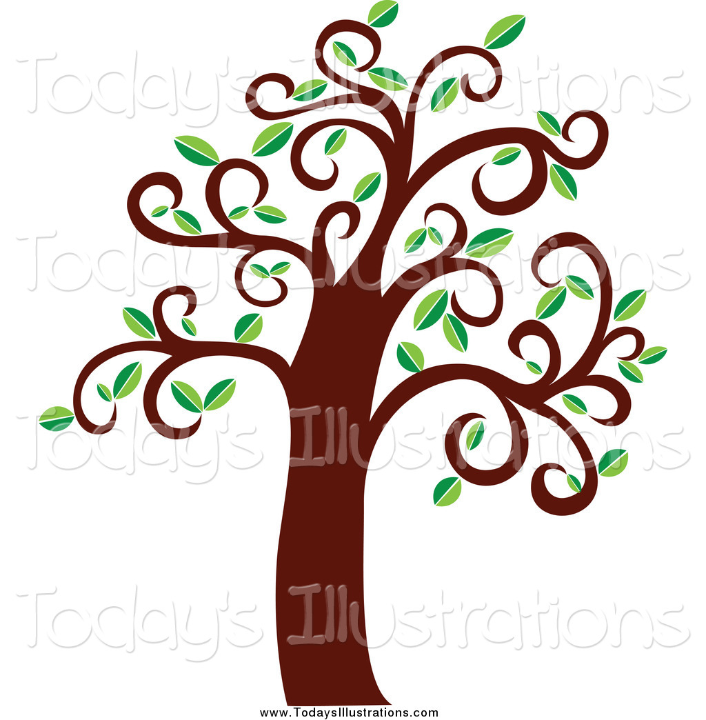 Family tree clipart with curly branches svg png transparent download Images Of Tree Branches Clipart | Free download best Images Of Tree ... png transparent download