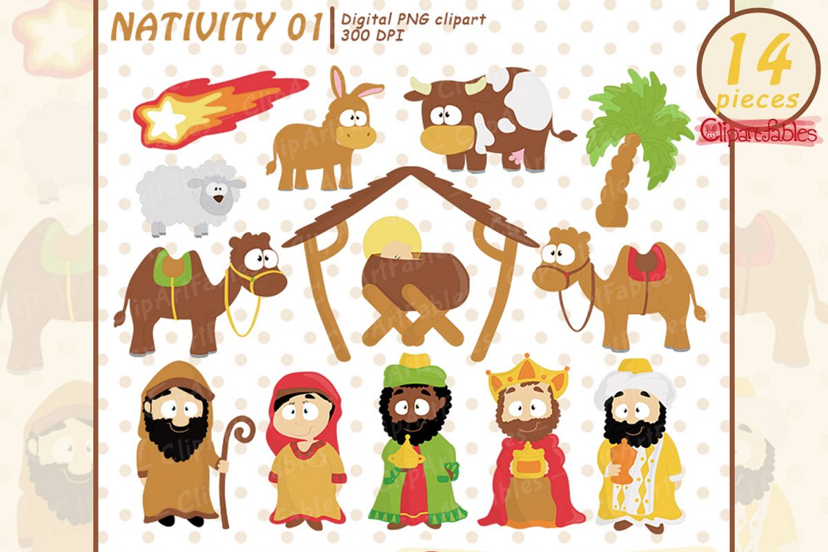 Family with baby clipart clip art royalty free download Nativity clipart, Cute Baby Jesus, Holy Family art, Wise men clip art royalty free download