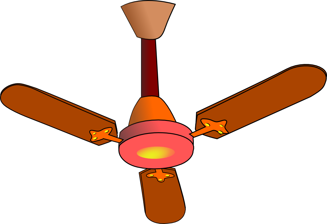 Fan clipart images image free library Best Ceiling Fan Clipart #20684 - Clipartion.com image free library
