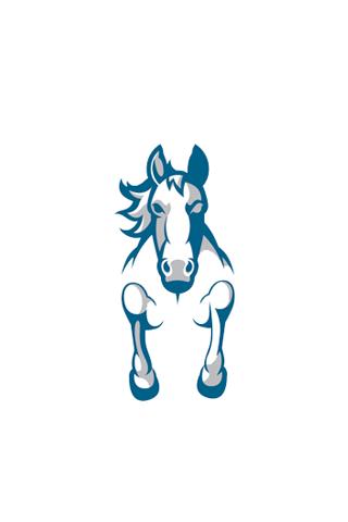 Fanatics logo clipart graphic royalty free library Indianapolis Colts Logo Android Wallpaper HD   I like   Hd wallpaper ... graphic royalty free library