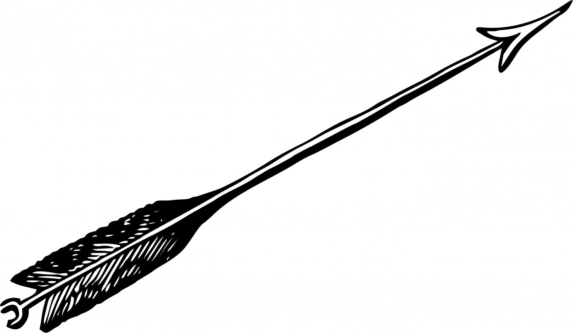 Arrows clipart black and white - ClipartFox image black and white download