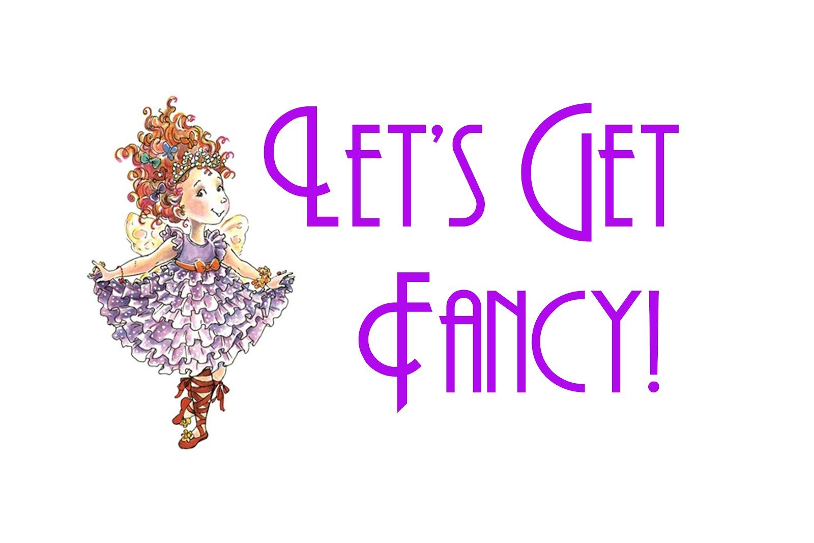 Fancy Nancy Clipart - Clipart Kid jpg free library