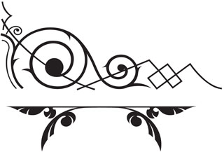 Fancy clipart png transparent library Fancy Scroll Clip Art | Clipart Panda - Free Clipart Images png transparent library
