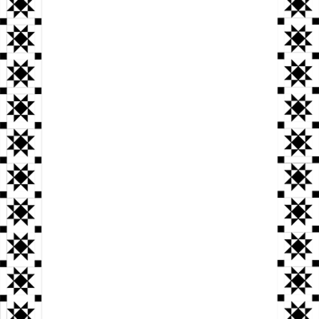Black and white snowflake border clipart picture freeuse stock Free Border Clip Art apple clipart hatenylo.com picture freeuse stock