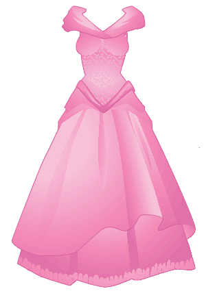 Fancy clothes clipart dress - ClipartFest png freeuse library