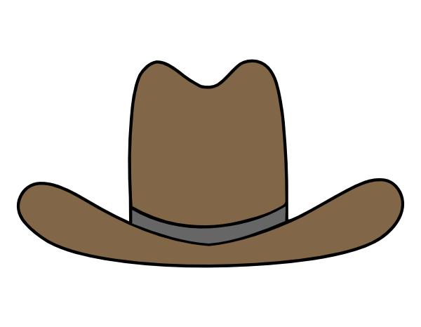 Fancy cowboy hat clipart - ClipartFest png transparent stock