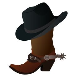 Fancy cowboy hat clipart clip download COWBOY E COWGIRL | COWBOY E COWGIRL | Pinterest | Cowboys, Album ... clip download