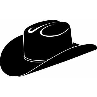 Fancy cowboy hat clipart png library download Fancy cowboy hat clipart - ClipartFest png library download