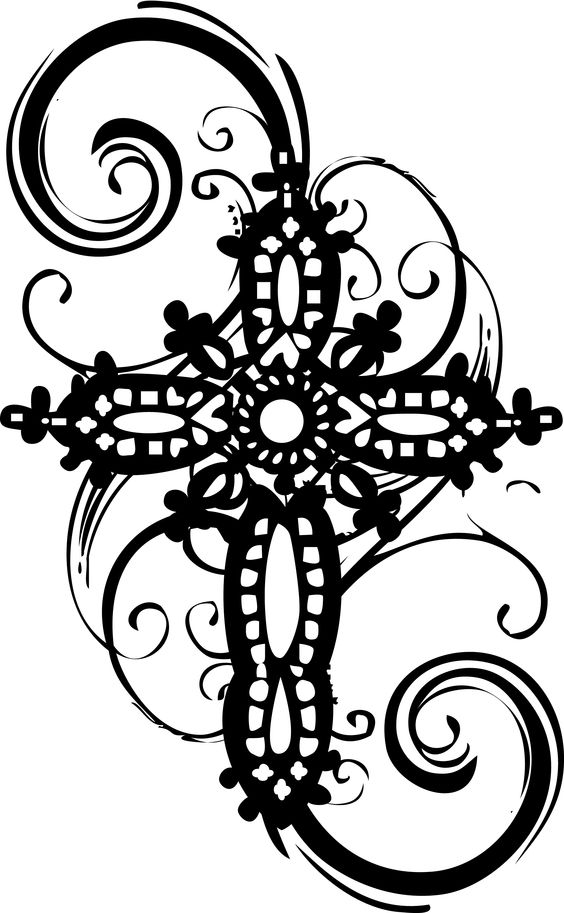 Fancy gold cross clipart png transparent library Ornate Clipart | Free Download Clip Art | Free Clip Art | on ... png transparent library