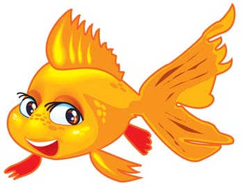 Fancy goldfish clipart graphic royalty free Gold Fish | Free Download Clip Art | Free Clip Art | on Clipart ... graphic royalty free