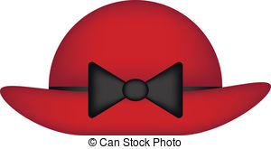 Fancy hat Vector Clip Art Royalty Free. 1,035 Fancy hat clipart ... black and white library