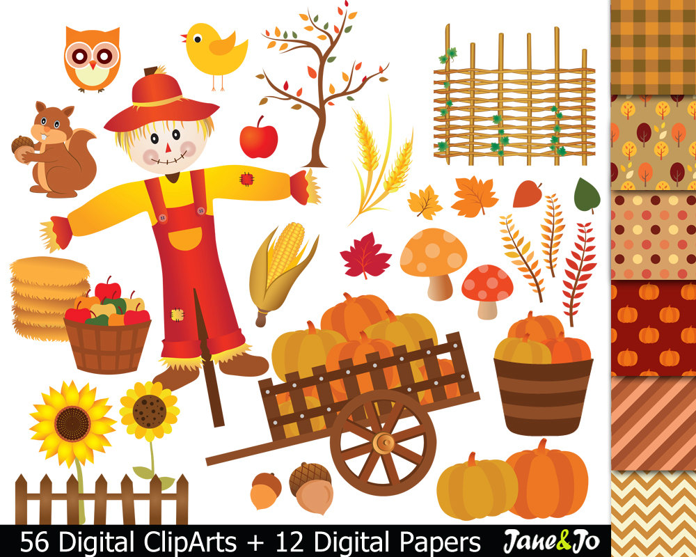 Fancy items clipart black and white download Fancy Thanksgiving Cliparts 19 - 1000 X 800 - Making-The-Web.com black and white download
