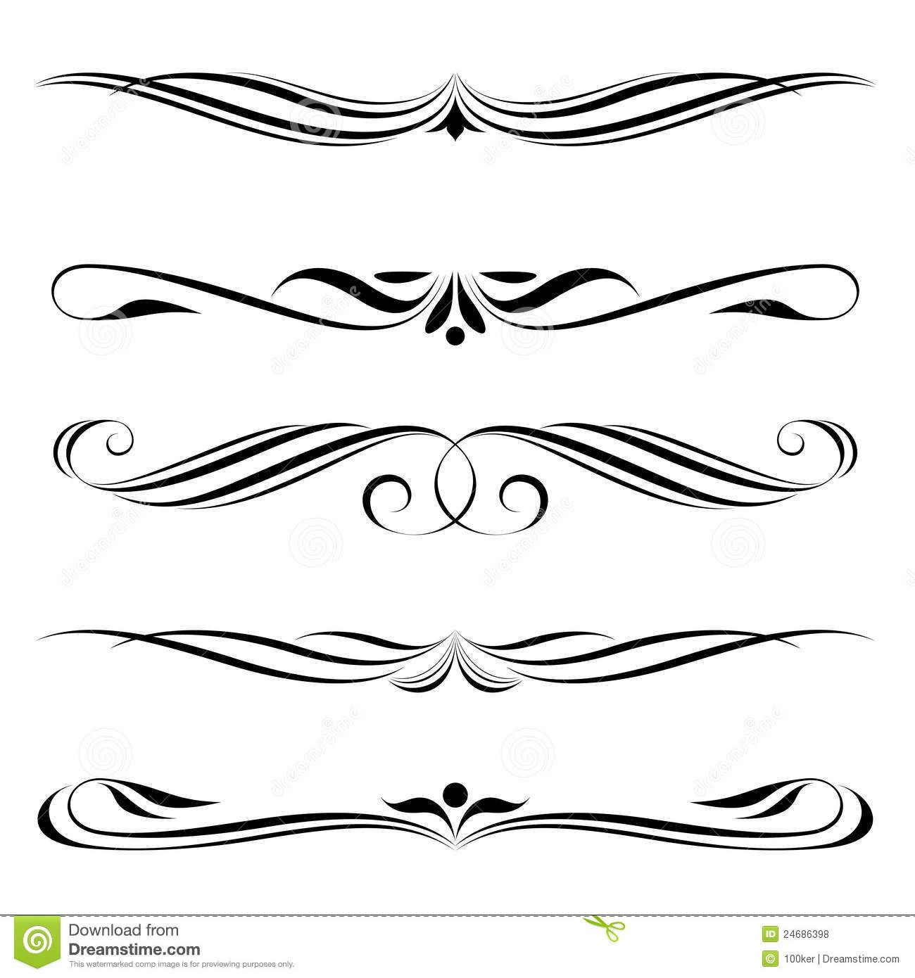 Vintage lines clipart clip art stock 63 Awesome fancy line border clipart | handwriting | Decorative ... clip art stock