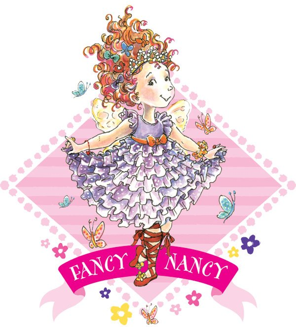 Fancy nancy clipart free png royalty free library Fancy nancy clipart for free 5 » Clipart Portal png royalty free library