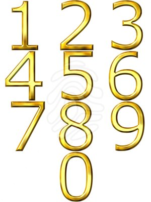 Fancy number 20 clipart vector transparent library Fancy Numbers Clipart - Clipart Kid vector transparent library