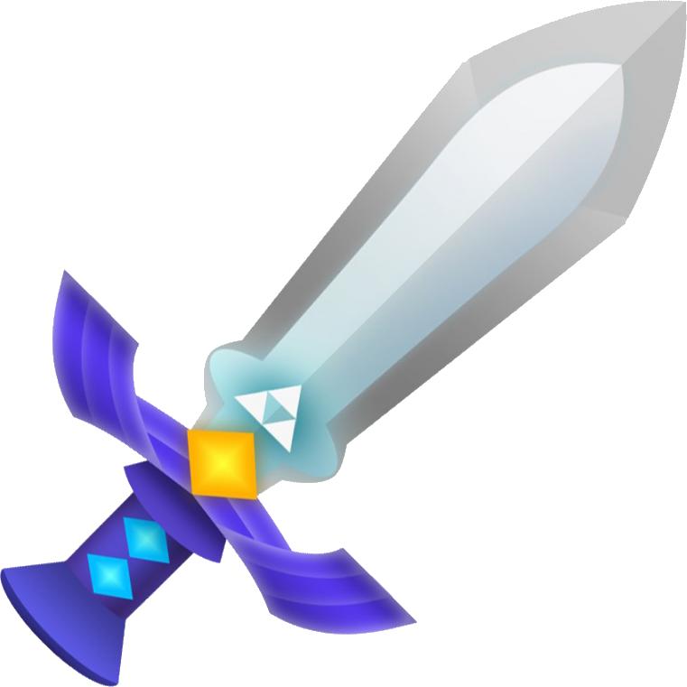 Fancy sword clipart royalty free HD Clipart Sword Fancy - Sword Zelda Png Transparent PNG Image ... royalty free
