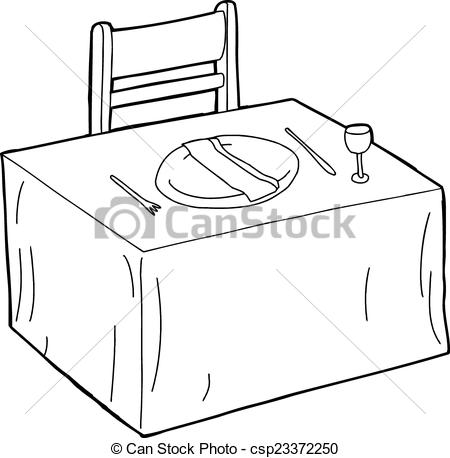 Fancy table clipart transparent download Clipart Vector of Isolated Fancy Table Setting - Isolated fancy ... transparent download