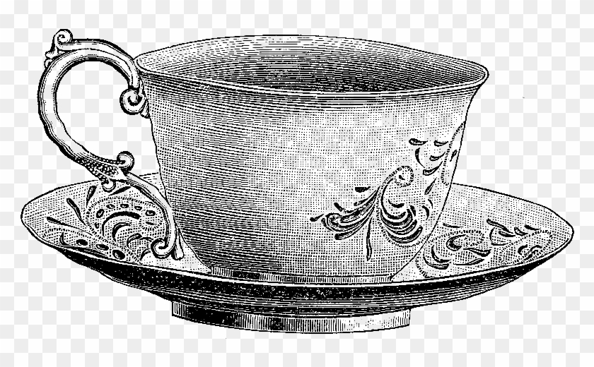 Fancy teacup clipart clipart freeuse stock Graphic Free Stock Teacupsaucer Png Clip Art Pinterest - Fancy Tea ... clipart freeuse stock
