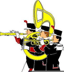 Fanfare clipart svg black and white library Clipart Fanfare | Free Images at Clker.com - vector clip art online ... svg black and white library