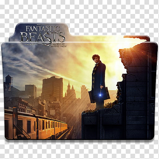 Fantastic beasts and where to find them clipart transparent png transparent stock Fantastic Beast And Where To Find Them, transparent background PNG ... png transparent stock