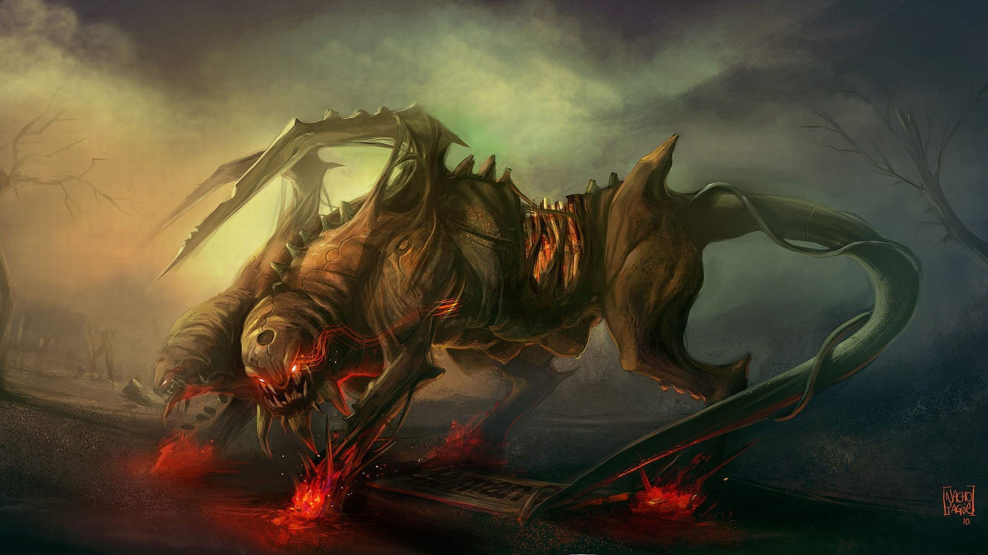 Fantasy creatures artwork jpg freeuse library 17 Best images about Mystical Creatures/Monsters on Pinterest ... jpg freeuse library
