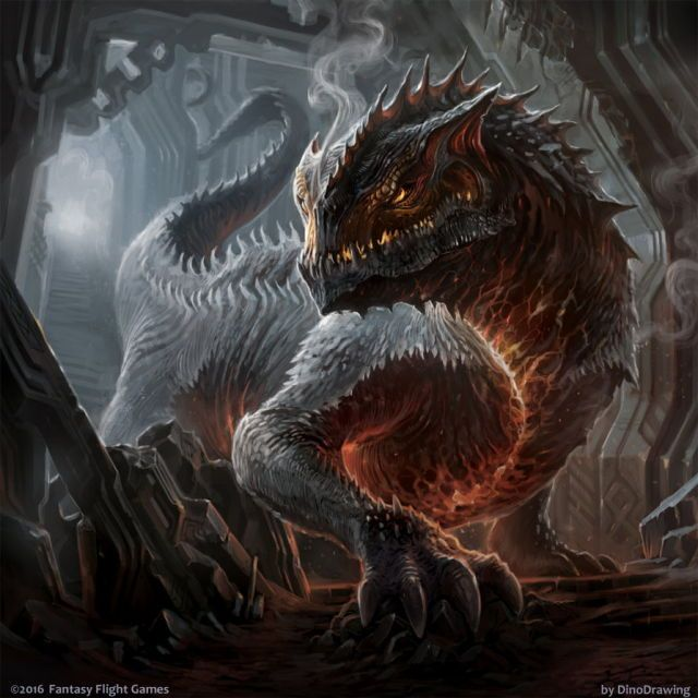 Fantasy creatures artwork svg royalty free library 17 Best images about Creature Vault on Pinterest | Artworks ... svg royalty free library