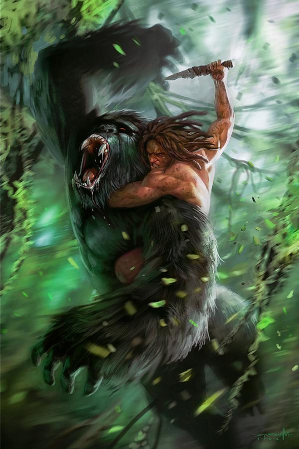 Fantasy creatures artwork jpg transparent download 40 Mind Blowing Fantasy Creatures | Art and Design jpg transparent download