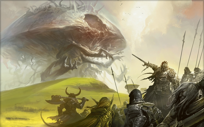 Fantasy creatures artwork jpg royalty free Fantasy creatures artwork - ClipartFest jpg royalty free