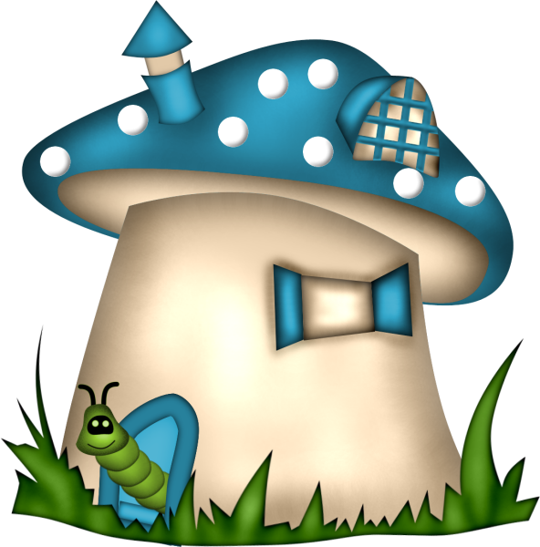 House painter clipart free graphic transparent stock MUSHROOM HOUSE | FANTASY -- GNOMES 1 | Pinterest | Mushroom house ... graphic transparent stock