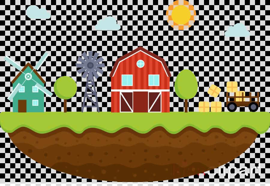 Farm cartoon clipart graphic royalty free library Farmer Cartoon clipart - Farm, Agriculture, Illustration ... graphic royalty free library