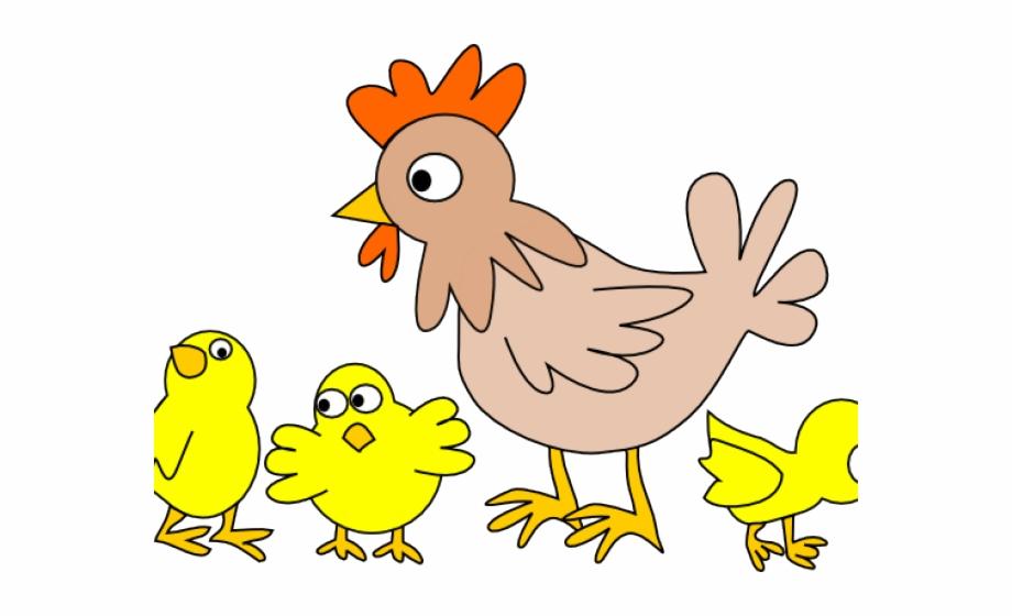 Farm chicken clipart clipart freeuse stock Chicken Farm Animals Clipart {#1776950} - Pngtube clipart freeuse stock