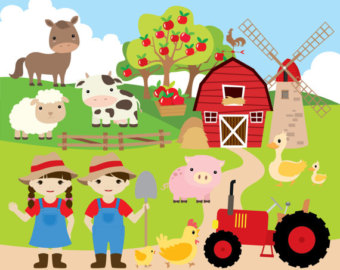 Farm clipart pictures vector free Free Cliparts Farm Association, Download Free Clip Art, Free Clip ... vector free