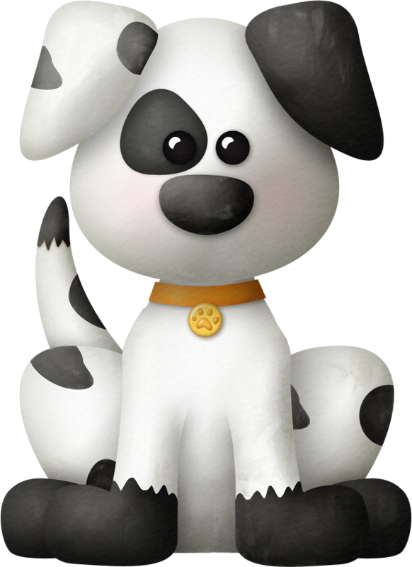 Farm dog clipart clip black and white stock KAagard_FurbabiesDogs (27).png | Pinterest | Clip art, Dog and Animal clip black and white stock