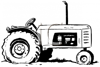 Farm equipment clipart png free library Royalty Free Tractor Clip Art Farm Equipment Clipart | mona png free library