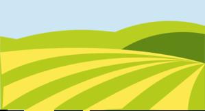 Farm field clipart graphic transparent download Farm field clipart - ClipartFox   Rainbow mural ideas   Farm logo ... graphic transparent download