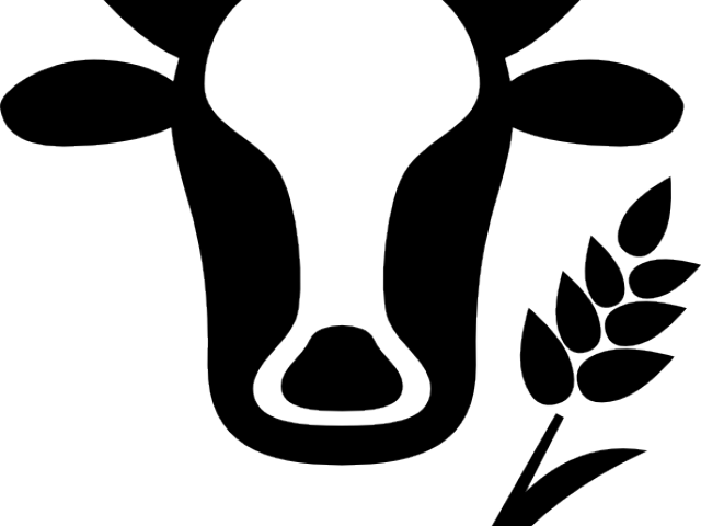 Farm icon clipart png library download HD Agriculture Clipart Icon - Cow Farm Icon Transparent PNG Image ... png library download