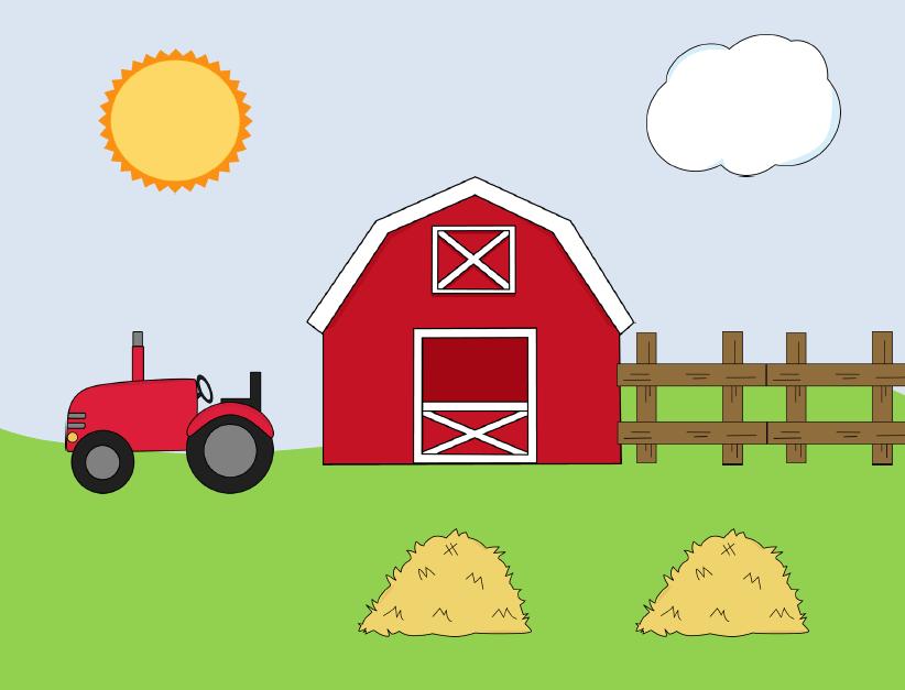 Farm scene clipart png transparent download Farm Scene Cliparts - Cliparts Zone png transparent download