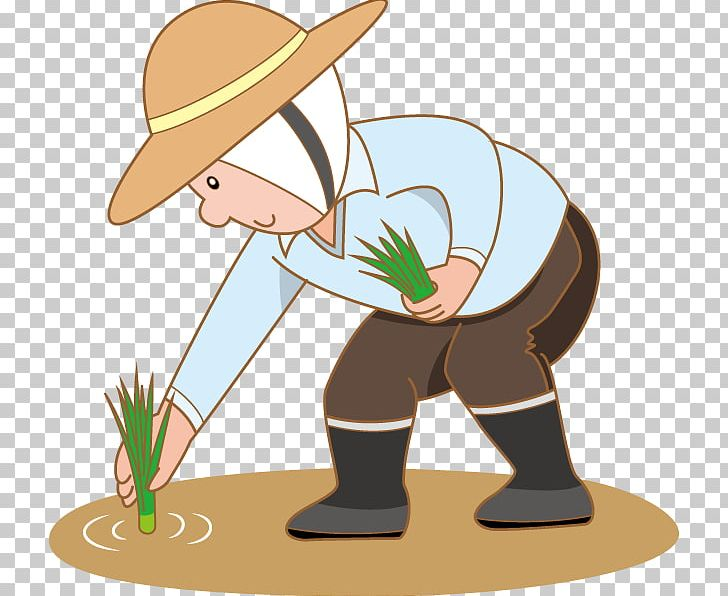 Farme clipart image free download Farmer Rice Paddy Field PNG, Clipart, Agriculture, Art, Art Farmer ... image free download