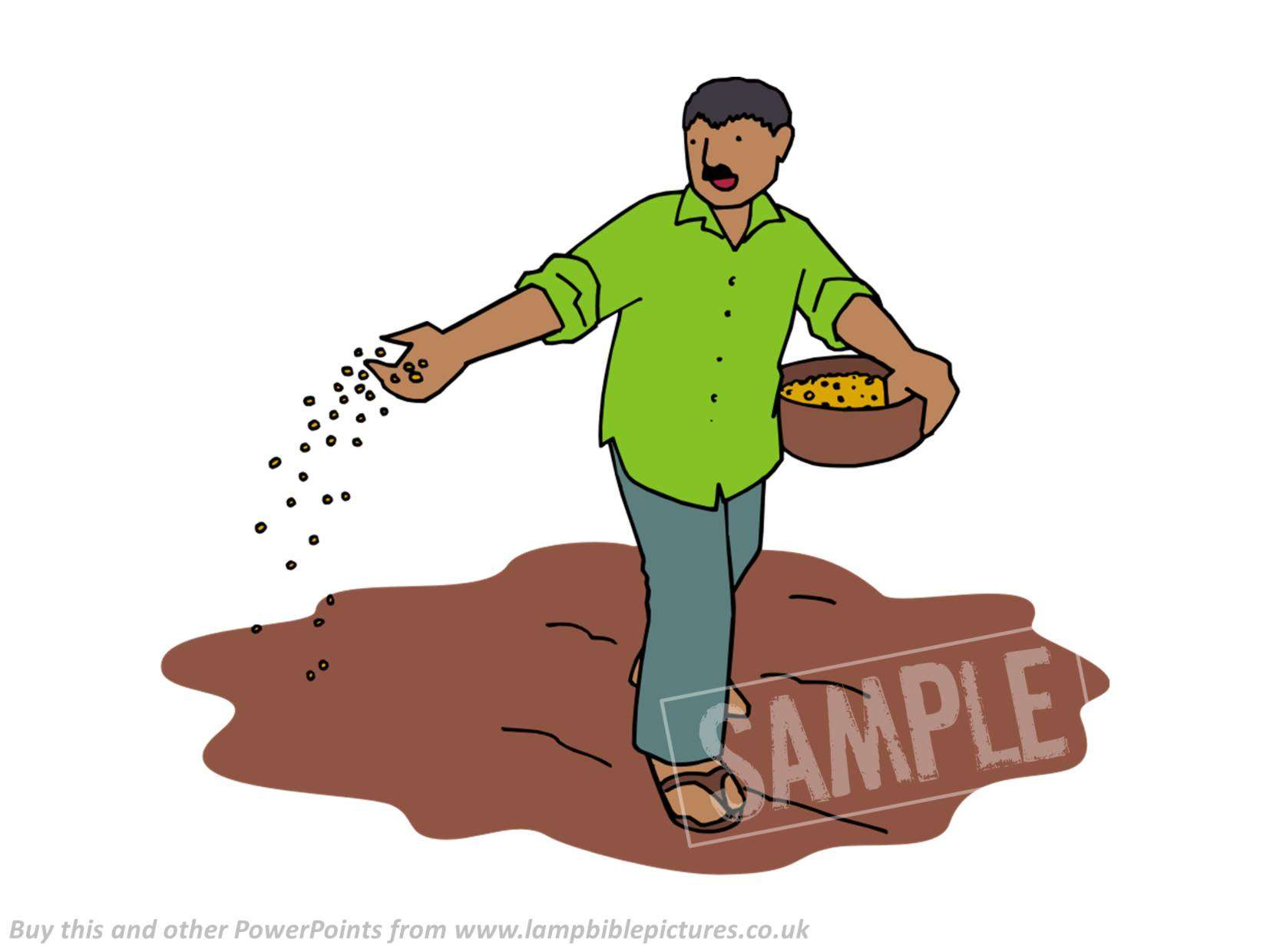 Farmer sowing seeds clipart png royalty free stock Farmer sowing seeds clipart 7 » Clipart Station png royalty free stock