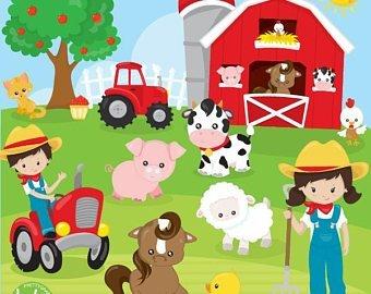 Farmyard clipart royalty free library Farmyard clipart 1 » Clipart Portal royalty free library