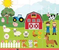 Farmyard clipart jpg royalty free Farmyard clipart 3 » Clipart Portal jpg royalty free